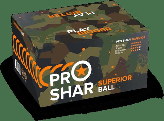 kulki paintballowe pro shar superior
